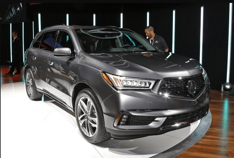 75 The Best Release Date Of 2020 Acura Mdx Overview