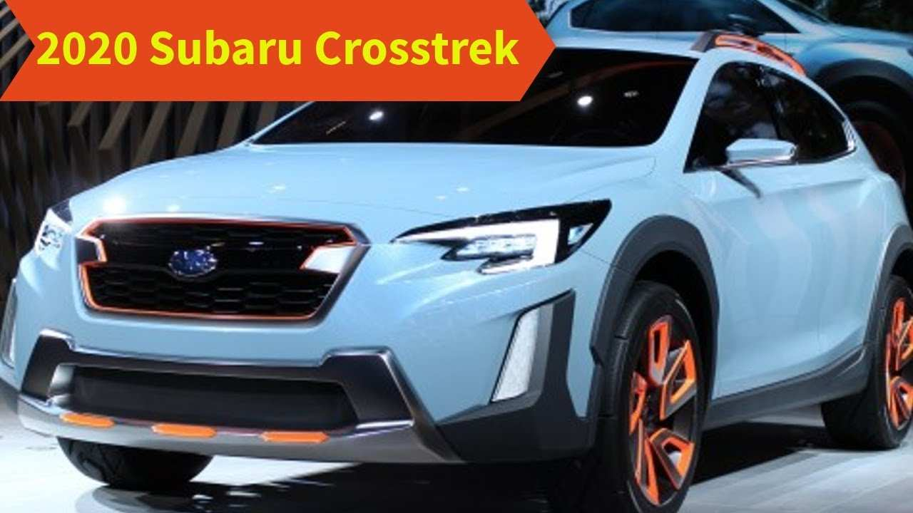 75 The Best Subaru Xv 2020 Review Release Date