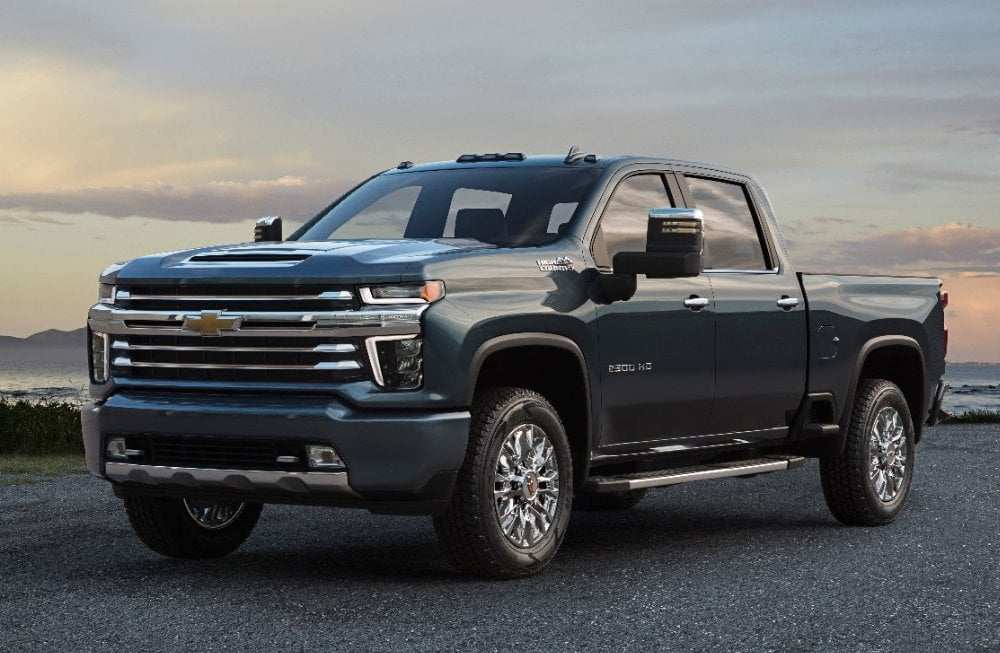 75 The Chevrolet New Trucks 2020 New Review