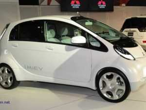 75 The Mitsubishi I Miev 2020 Release Date and Concept