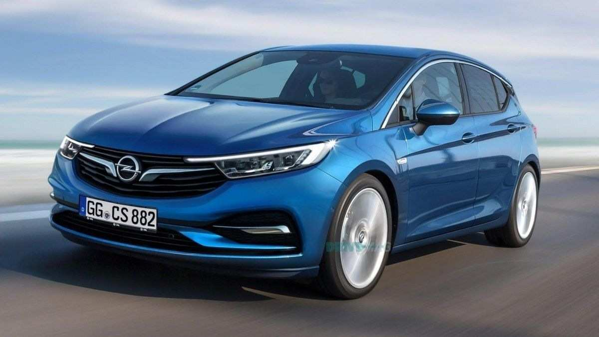 75 The Opel Astra 2020 Release Date Concept And Review