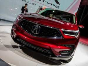 75 The Release Date For 2020 Acura Rdx Concept