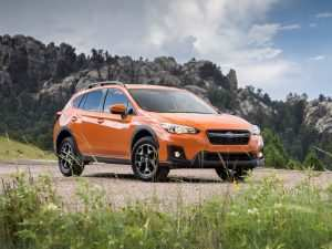 75 The Subaru Electric Car 2019 Overview