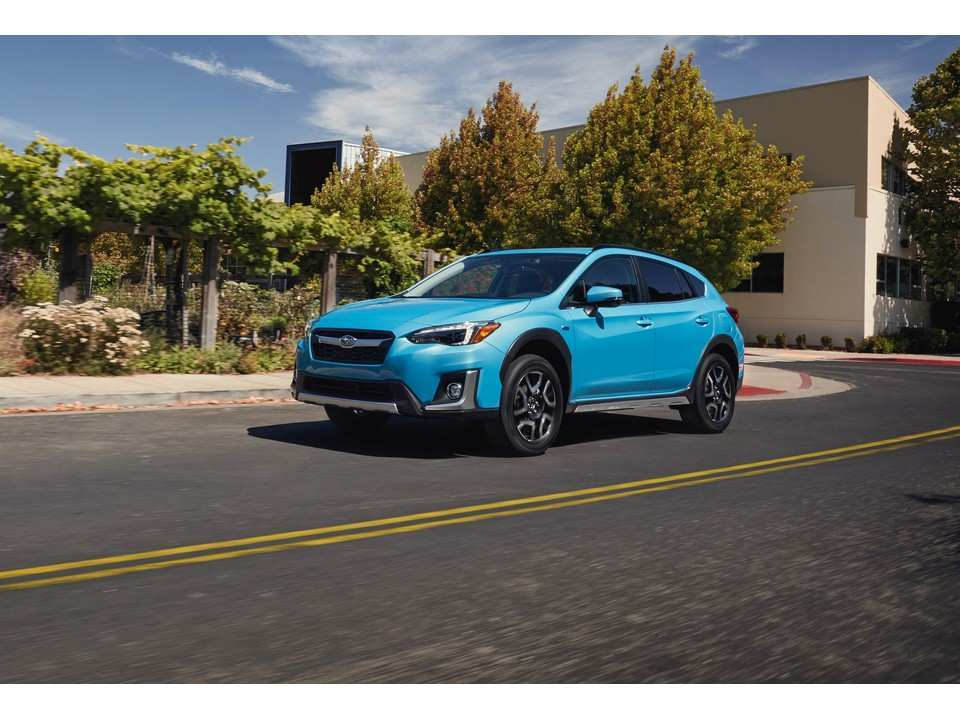 75 The Subaru Electric Car 2019 Research New