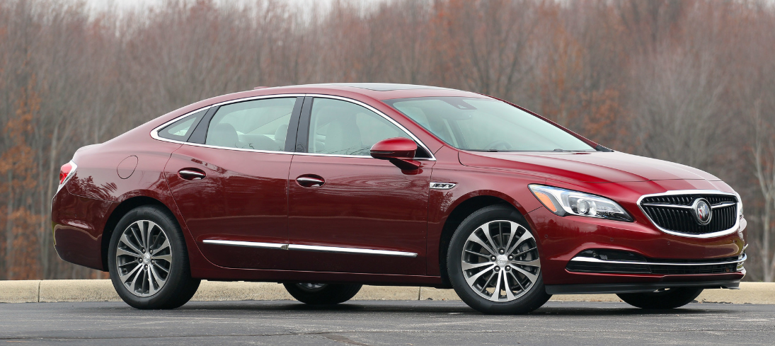75 The Will There Be A 2020 Buick Lacrosse Release Date