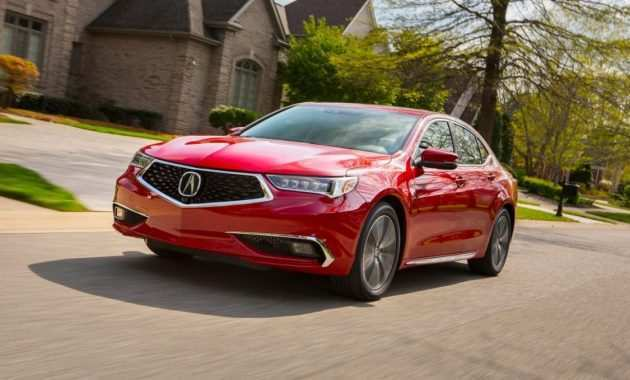 76 A 2019 Acura Tlx Rumors Images