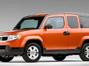 76 A 2019 Honda Element Concept and Review