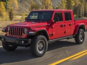 76 A 2019 Jeep Truck Pictures Spesification