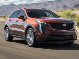 76 A 2020 Cadillac Xt4 Release Date Images