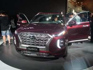 76 A 2020 Hyundai Palisade Dimensions Review and Release date