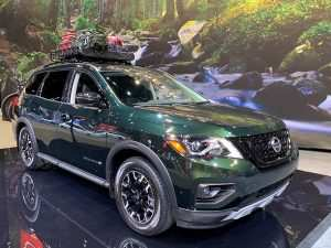 76 A 2020 Nissan Pathfinder Youtube Exterior