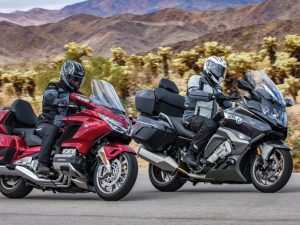 76 A BMW K1600Gt 2020 Review