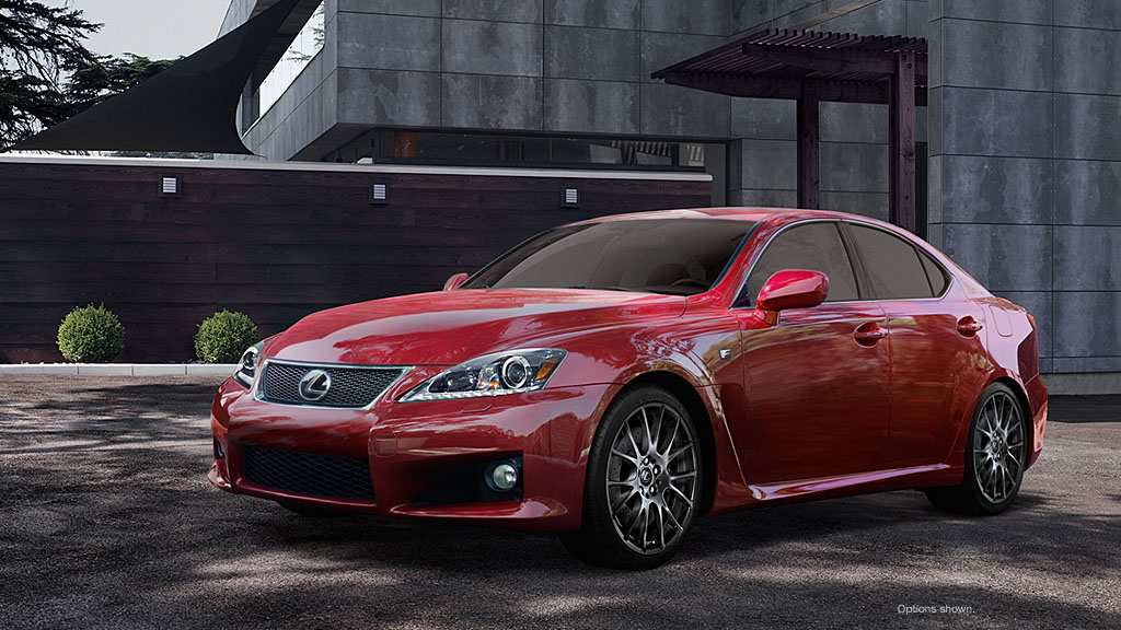 76 A Lexus Isf 2020 Redesign
