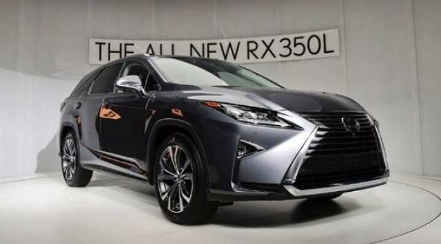 76 A Pictures Of 2020 Lexus Rx 350 New Review