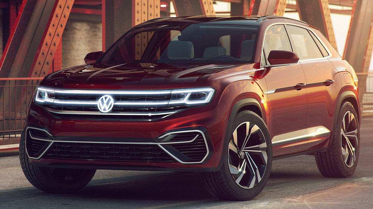 76 A When Will The 2020 Volkswagen Atlas Be Available Review And Release Date