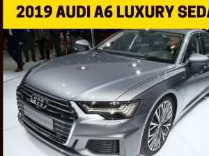 76 All New 2019 Audi A6 Specs Interior