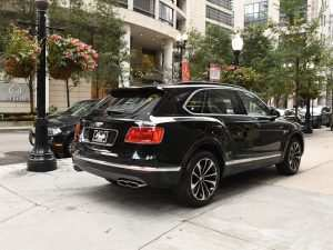 2019 Bentley Bentayga V8 Price