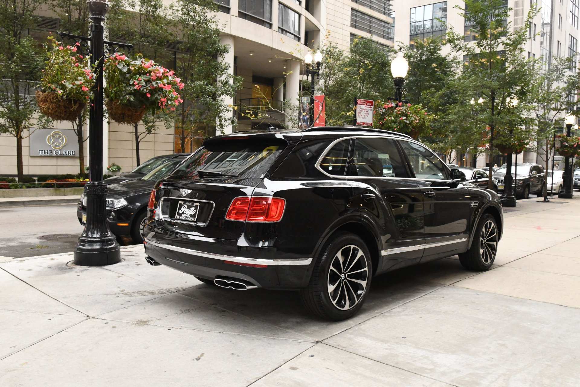 76 All New 2019 Bentley Bentayga V8 Price Performance and New Engine