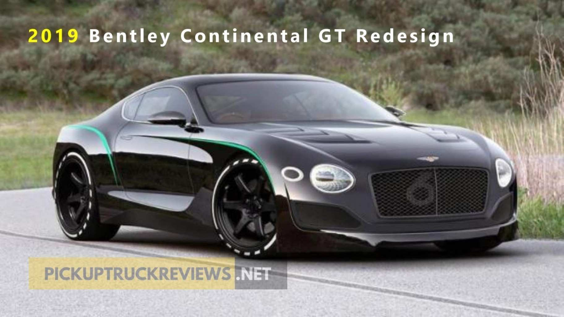 76 All New 2019 Bentley Truck Redesign And Concept