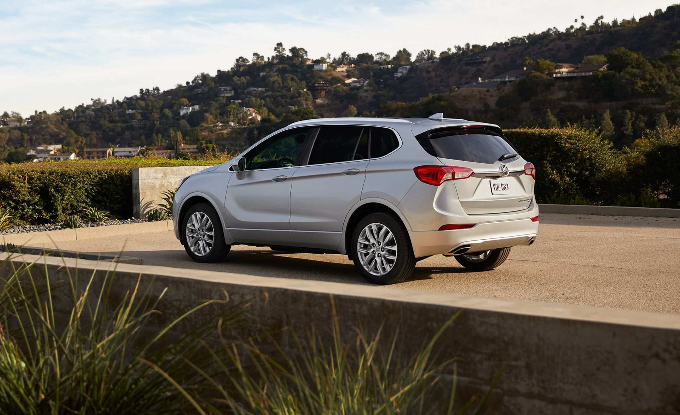 76 All New 2019 Buick Envision Redesign And Review