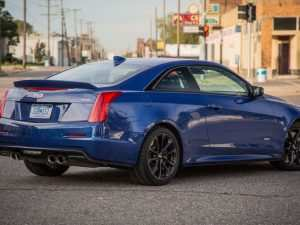 2019 Cadillac Cts V Coupe