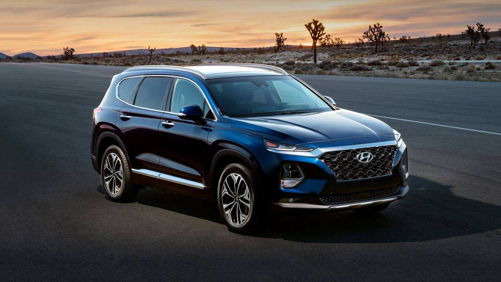 76 All New 2019 Hyundai Santa Fe Sport Redesign Price And Review