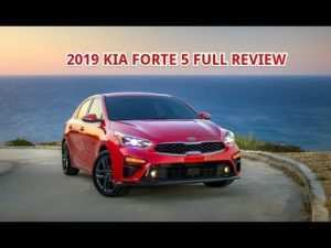 76 All New 2019 Kia Forte5 Hatchback Release Date and Concept