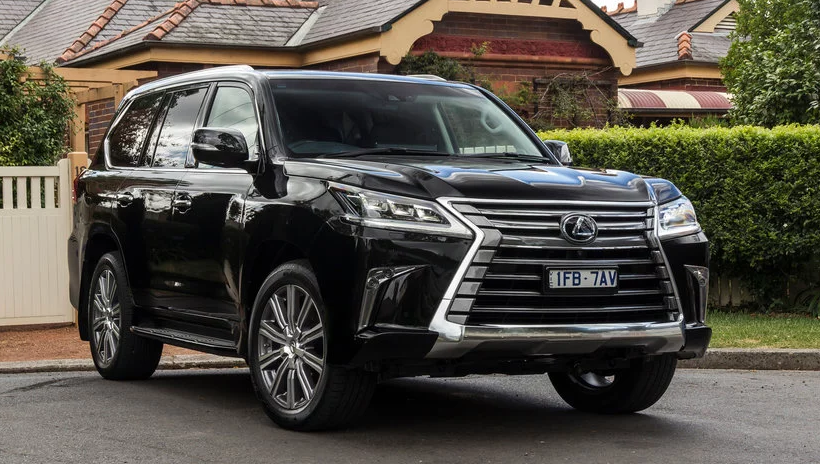 76 All New 2019 Lexus Lx 570 Release Date Speed Test