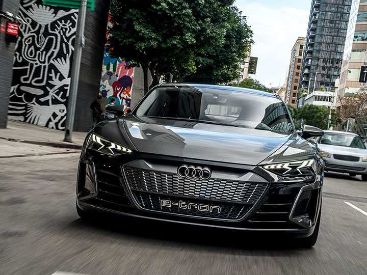 76 All New 2020 Audi E Tron Gt Price New Review