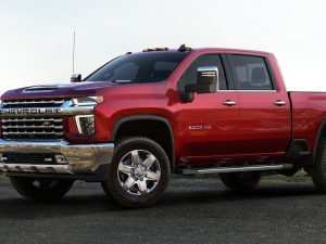 76 All New 2020 Chevrolet 3500Hd Speed Test