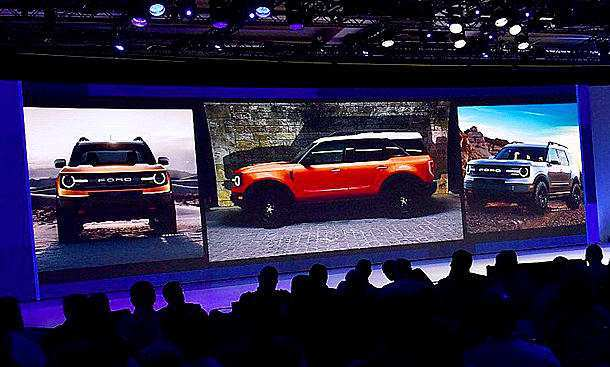76 All New 2020 Ford Bronco Auto Show Redesign And Review