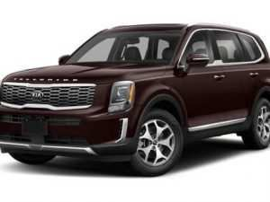 2020 Kia Telluride Trim Levels