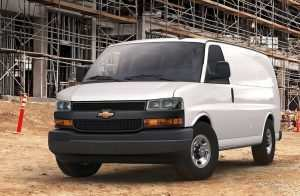 76 All New Chevrolet Express Van 2020 Redesign