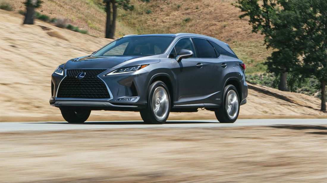 76 All New Lexus Rx Facelift 2019 Ratings