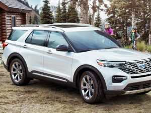 76 All New Xe Ford Explorer 2020 Price and Review