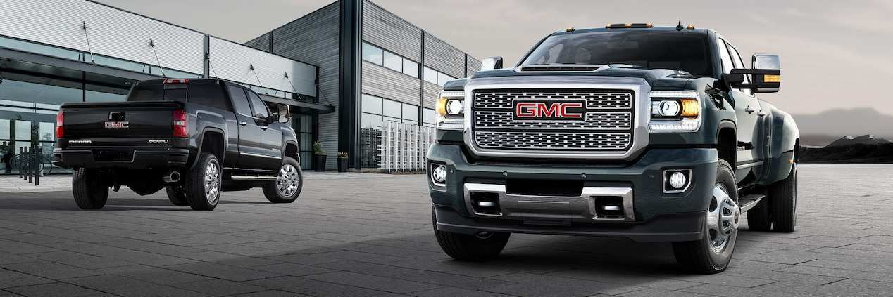 76 Best 2019 Gmc Pickup Release Date New Concept