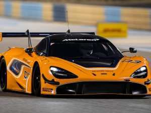 76 Best 2019 Mclaren 720S Gt3 Spy Shoot