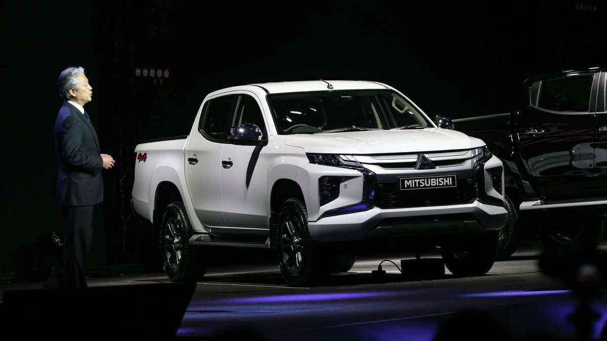 76 Best 2019 Mitsubishi Triton Specs Concept and Review