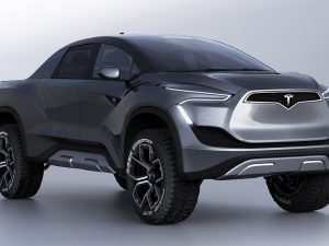 76 Best 2019 Tesla Pickup Concept and Review