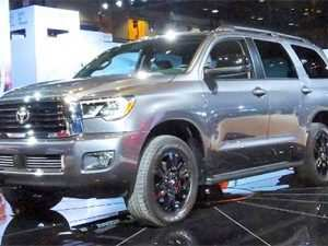 76 Best 2019 Toyota Sequoia Redesign Ratings