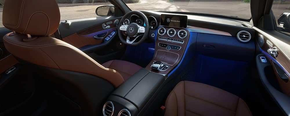 76 Best Mercedes C 2019 Interior Release Date And Concept