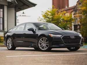 76 New 2019 Audi A7 Review Exterior and Interior