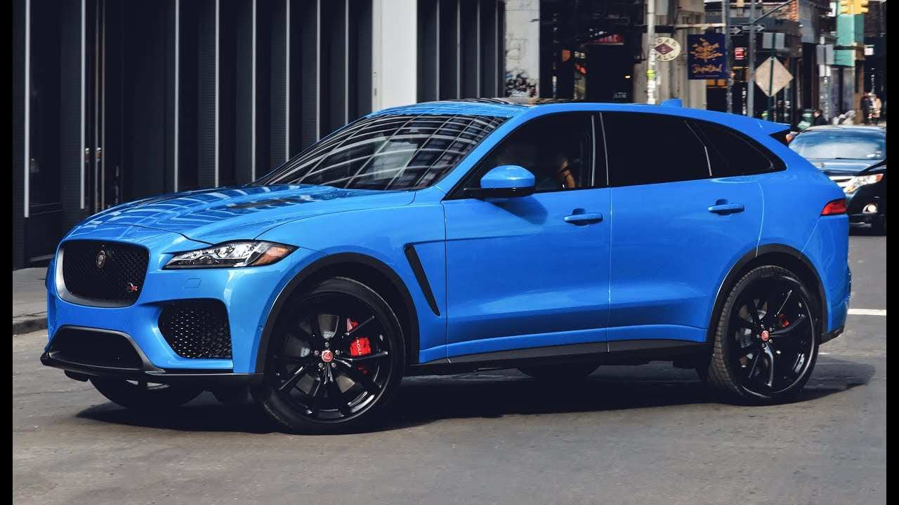 76 New 2019 Jaguar Pace Photos