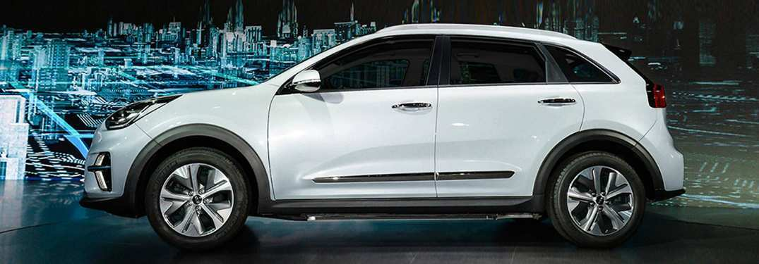 76 New 2019 Kia Niro Ev Release Date Specs And Review
