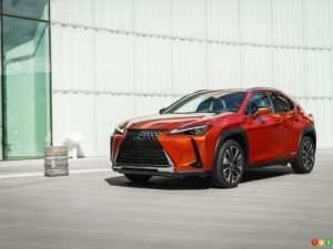 76 New 2019 Lexus Ux Price Canada New Model and Performance