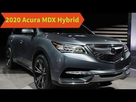 76 New 2020 Acura Mdx Changes Images