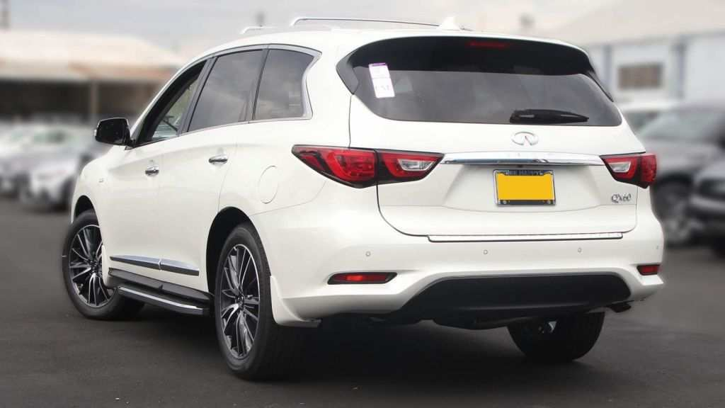 76 New 2020 Infiniti Qx60 Hybrid Redesign And Concept