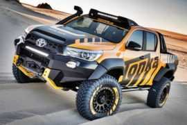 76 New 2020 Toyota Hilux Specs and Review
