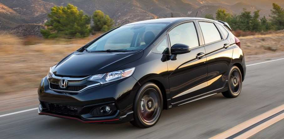 76 New Honda Fit Redesign 2020 Prices