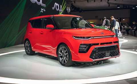 76 New Kia E Soul 2020 Price Redesign And Review